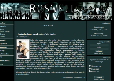 Roswell.pl 2008