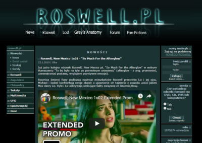 Roswell.pl 2018