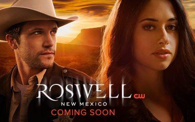Roswell, New Mexico już 15 stycznia