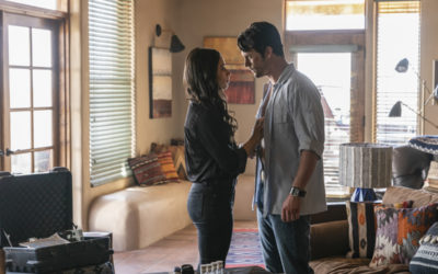 """Roswell, New Mexico 1×03 – """"Tearin' up My Heart"""""""