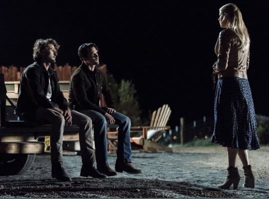 "Roswell, New Mexico 1×04 – ""Where Have all the Cowboys Gone?"""
