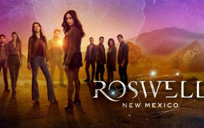 Roswell New Mexico wróciło z 2 sezonem