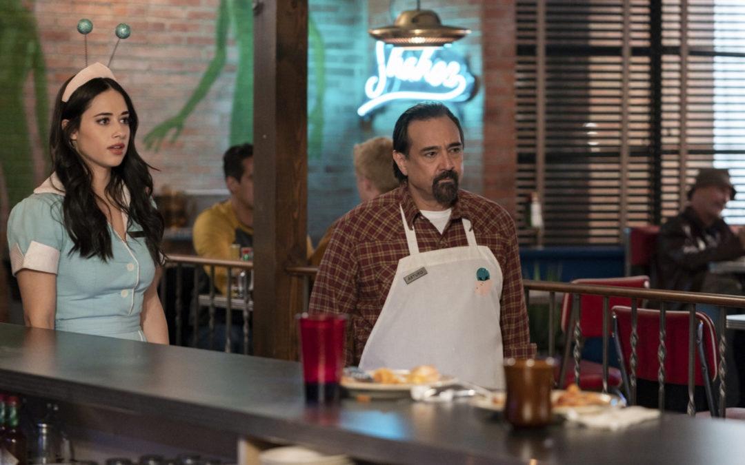 "Roswell New Mexico – odcinek s02e07 ""Como La Flor"""